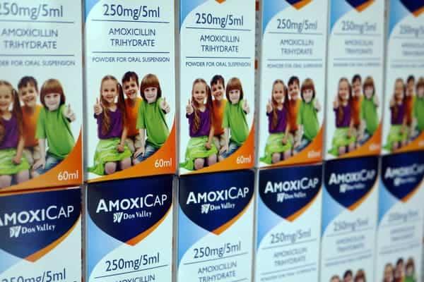 Amoxicap - Don Valley Pharmaceyticals