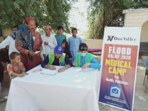 Emergency Medical Camps Nawabshah Sindh 02