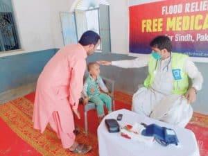 Emergency Medical Camps Nawabshah Sindh 04