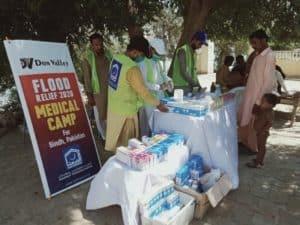Emergency Medical Camps Nawabshah Sindh 05