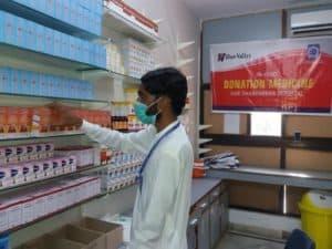 Medicine Donation Alkhidmat Hospital Tharparkar Sindh 05