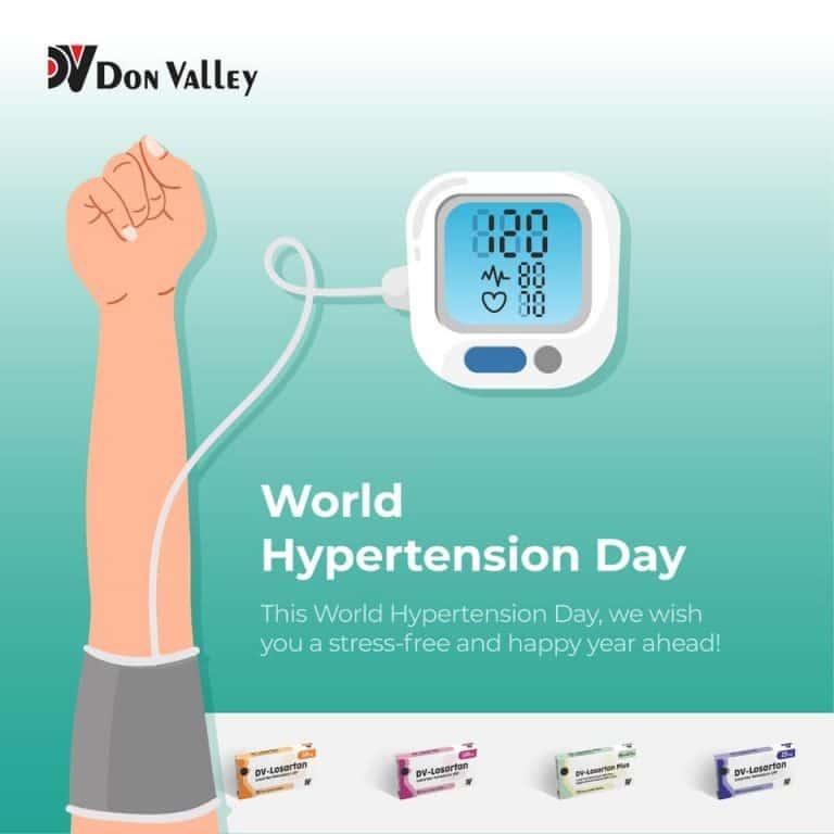 World Hypertension Day - Don Valley