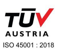 TUV ISO 45001